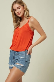 O Neil Torrey tank - red clay - Side cropped