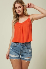 O Neil Torrey tank - red clay - Front cropped