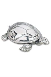 Reed & Barton Tortoise Musical Box - Product Mini Image