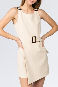 On Twelfth Tortoise Shell Buckle Dress - Product List Image