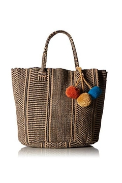 Ale by Alessandra Tortuga Woven Tote - Product List Image