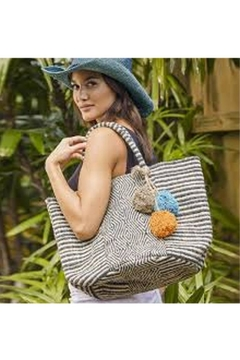Ale by Alessandra Tortuga Woven Tote - Alternate List Image