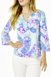 Lilly Pulitzer  Tosha Top - Product Mini Image