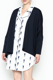 Toss Designs Anchor Cardigan - Front cropped