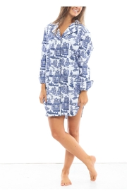 Toss Designs Shanghai Chic Nightshirt - Product Mini Image