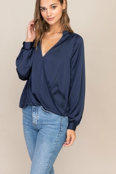 Lush TOTAL BABE BLOUSE - Product List Image
