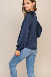 Lush  TOTAL BABE BLOUSE - Front full body