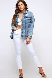 Peach Love California Total Eclipse Jacket - Back cropped