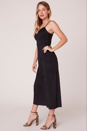 Jack by BB Dakota Total Package Faux Suede Jumpsuit - Product Mini Image