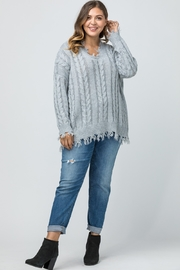 Entro TOTALLY 90'S SWEATER - Front cropped