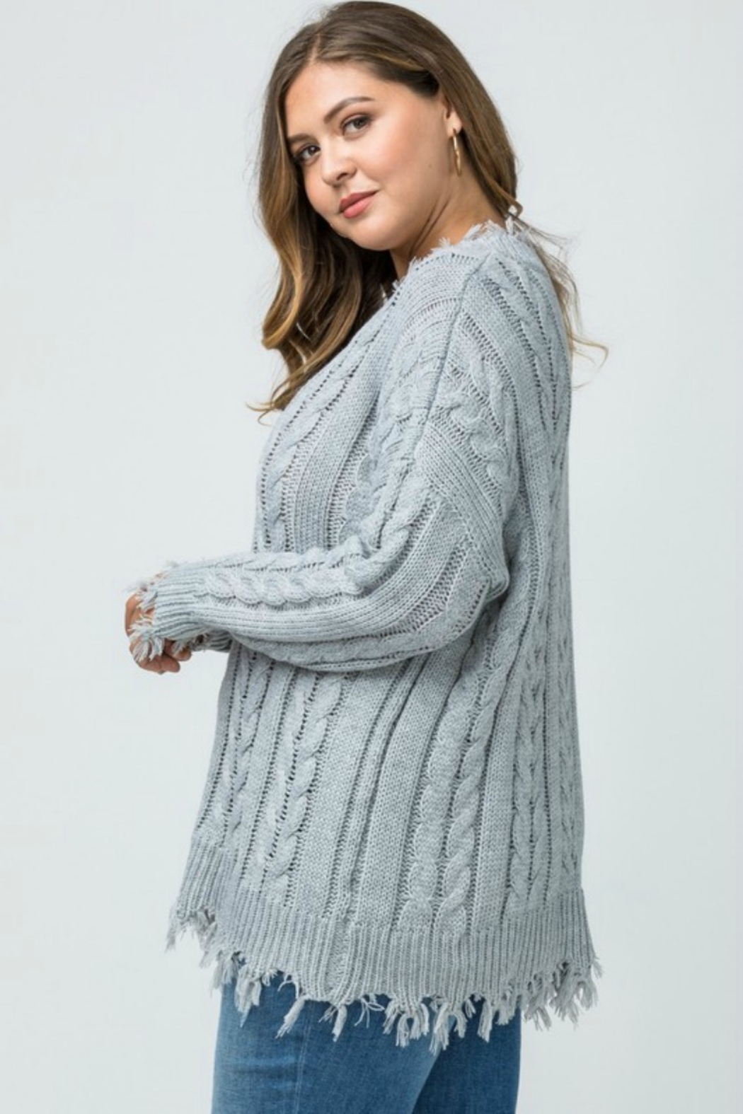 Entro TOTALLY 90'S SWEATER - Front Full Image