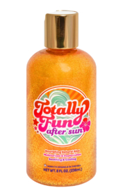 Sunshine & Glitter  Totally Fun After Sun 8oz - Product Mini Image