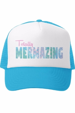 Grom Squad Totally Mermazing Hat - Alternate List Image