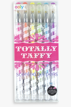 Ooly Totally Taffy Scented Gel Pens - Product List Image