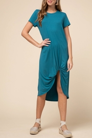 Entro  Totally Twisted Dress - Product Mini Image