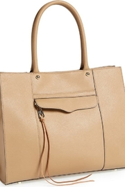 Rebecca Minkoff TOTE LEATHER LT TAN REBECCA MINKOFF - Product Mini Image