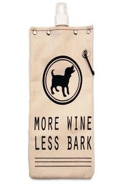Tote + Able Dog Wine Canteen - Product Mini Image