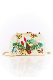 SERPUI Toucan Clutch - Side cropped