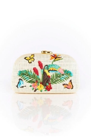 SERPUI Toucan Clutch - Front full body