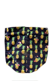 Vera Bradley Toucan Party Ditty Bag - Front full body