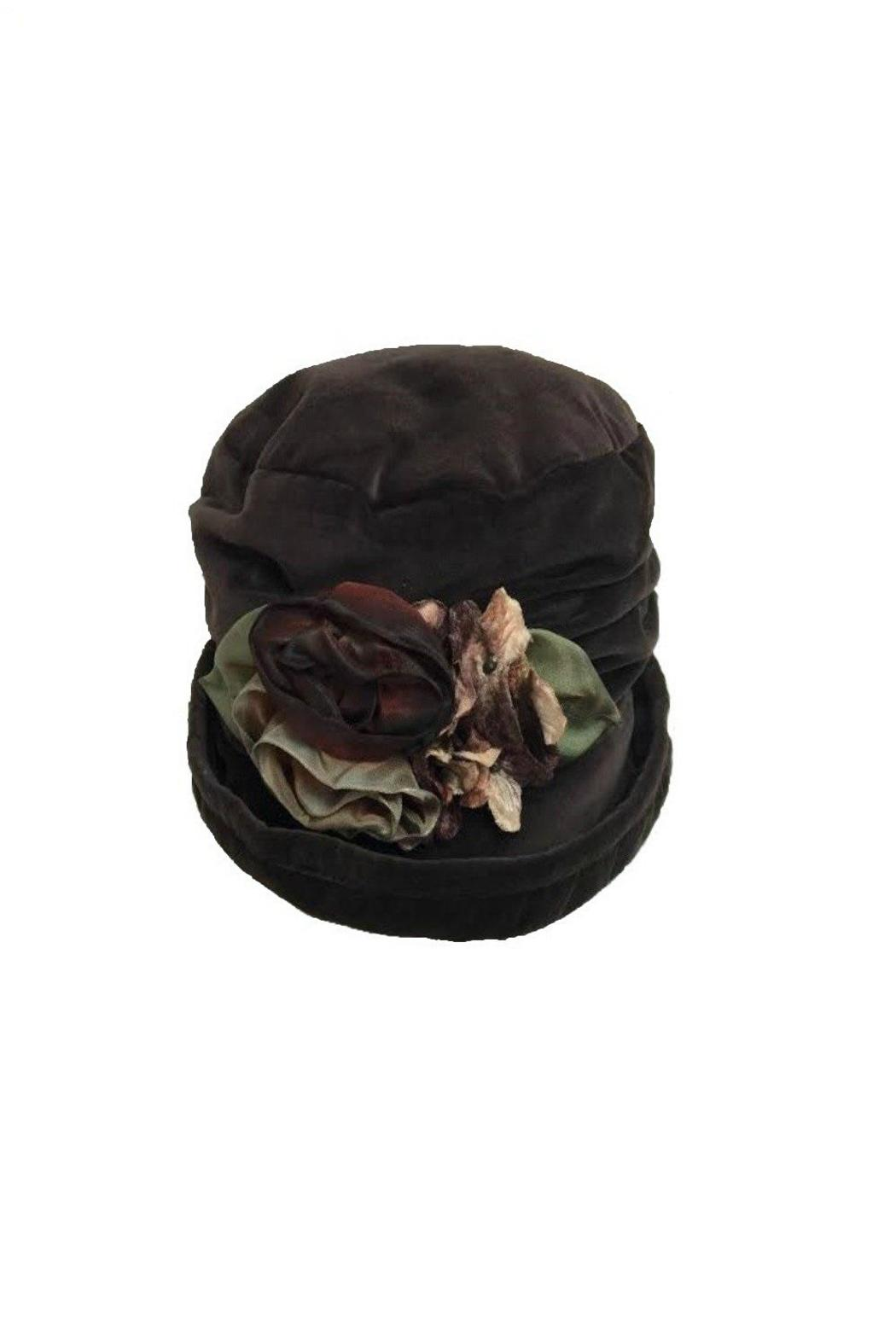 c66ee671027f6b Toucan Collection Victorian Scrunch Hat from Saratoga by Laura M ...