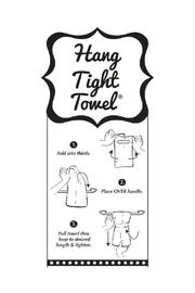 Twisted Wares™ Touch My-Elf Towel - Side cropped