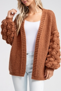 Papermoon Touch The Sky Cardigan - Product List Image