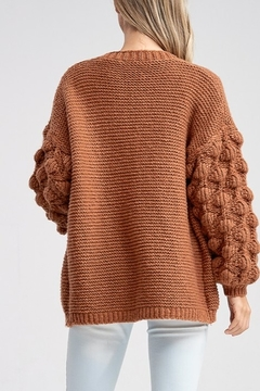 Papermoon Touch The Sky Cardigan - Alternate List Image
