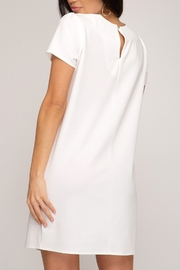 She and Sky Touch The Sky Dress - Front full body