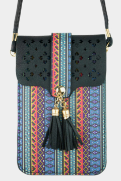 Shoptiques Product: Touch View Cell Phone Cross bag