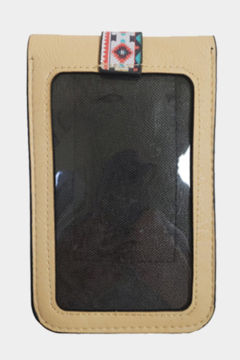 Wona Trading Touch View Cell Phone Cross bag - Alternate List Image