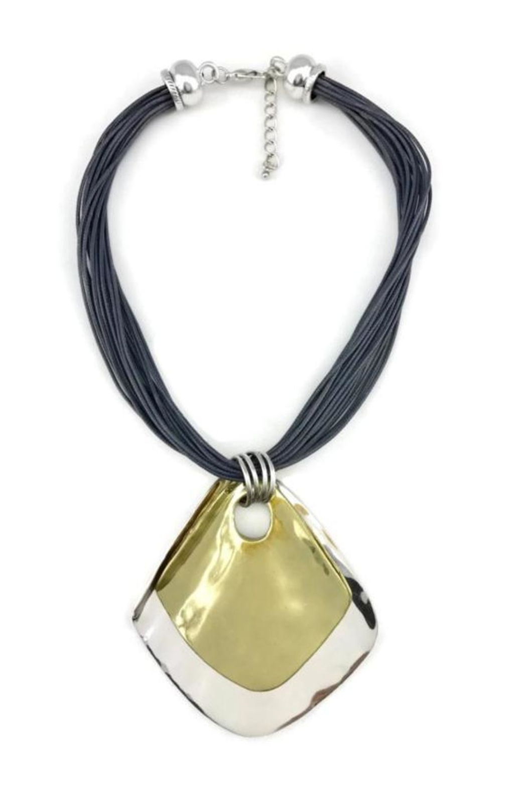 Touch of Style Short Pendant Necklace - Main Image