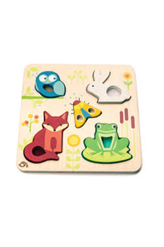 Tender Leaf Toys Touchy Feely Animals - Alternate List Image
