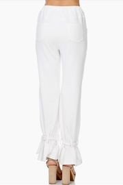 TOV Ankle Tie Trousers - Side cropped
