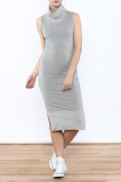 Shoptiques Product: Cowl Turtleneck Dress