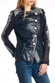 TOV Embroidered Jacket - Product Mini Image