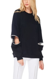TOV Hip Zip Sweater - Other