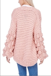 TOV Knitted Knobby Sweater - Other