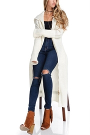 TOV Long Sailor Sweater - Side cropped