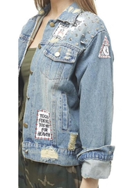 TOV Patched & Vintage - Front full body