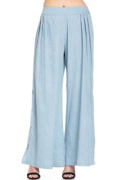 Shoptiques Product: Side Snap Trousers