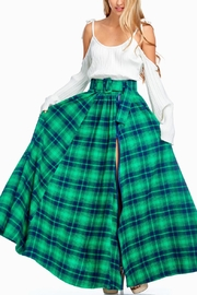 TOV Tartan Plaid Widow - Product Mini Image