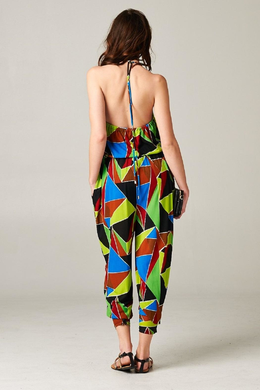 TOV The Tribal Jumpsuit - Front Full Image