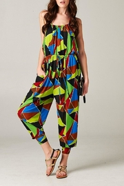 TOV The Tribal Jumpsuit - Front cropped