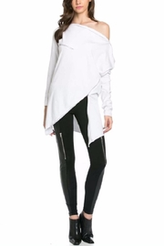 TOV Zipper Top - Front full body