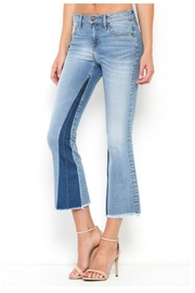 Towne 2 Tone Jean - Front full body
