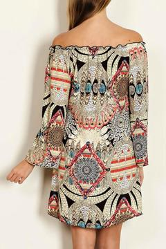 Shoptiques Product: Aztec Print Dress
