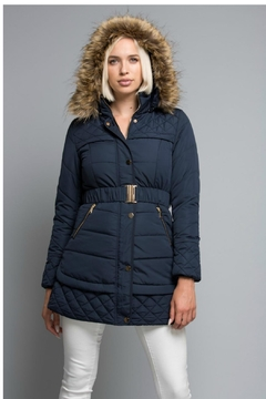 Towne Belted Jacket - Product List Image