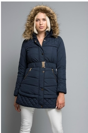 Towne Belted Jacket - Product Mini Image