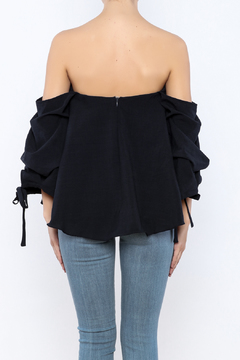 Shoptiques Product: Dramatic Sleeve Top